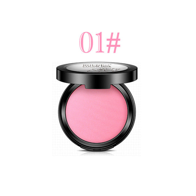 BIOAQUA cheek blush 4 color different powder pressed foundation face makeup blusher