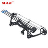 1pc 4 Arrows Quiver Holder Compound Bow Arrow Holder Quiver for Outdoor Recurve/Compound Bow Hunting Shooting Archery
