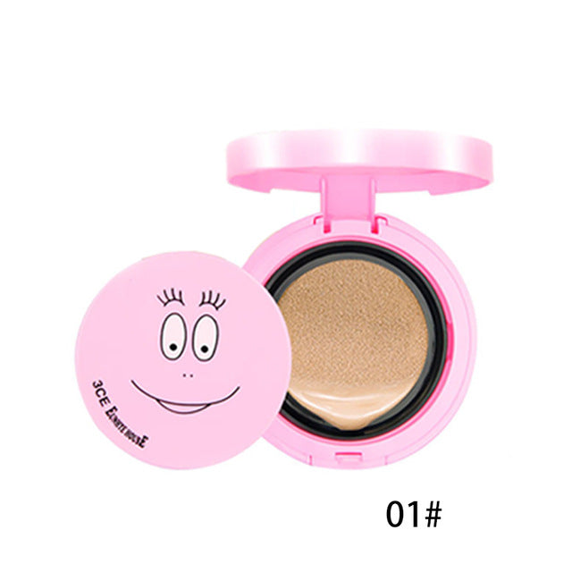 3CE Eunhye House Brand Air Cushion CC Cream Loose Enhance Face Makeup Skin Color Lasting Makeup Air Cushion BB Cream Cosmetics