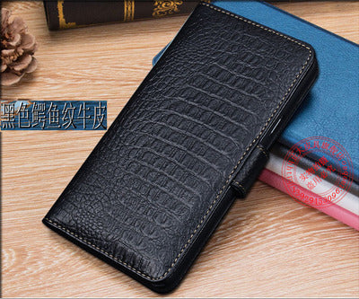 CH09 Genuine leahther wallet case for Samsung Galaxy A8 Plus 2018 phone case for Samsung A8 Plus(6.0') phone bag with kickstand