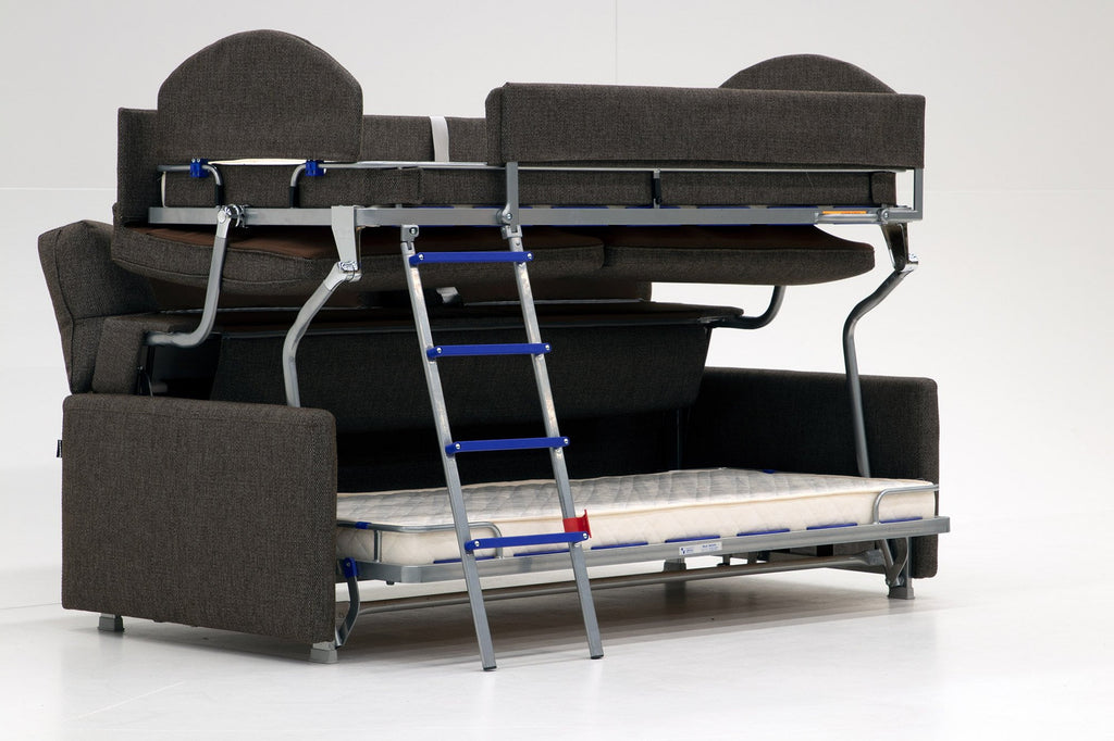 Elevate Bunk Bed Sofa Sleeper Luonto Furniture Sofa Creations