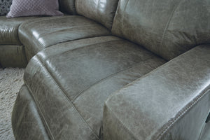 Oakwood Recliner Sofa - sofacreations