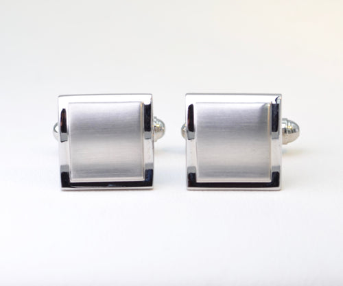 Satin-finish Cufflinks