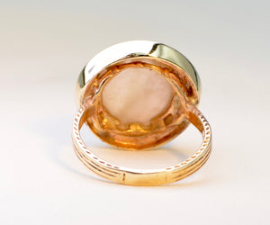Mobe Pearl Ring