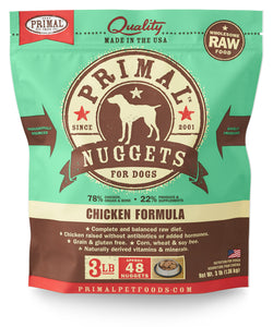 Primal Chicken - Natural Dawg Cuisine