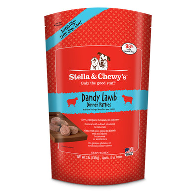 Stella and Chewy's Dandy Lamb - Natural Dawg Cuisine