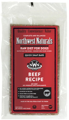 Northwest Naturals Beef Bar - Natural Dawg Cuisine