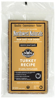 Northwest Naturals Turkey Bar - Natural Dawg Cuisine