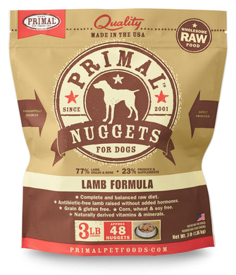 Primal Lamb - Natural Dawg Cuisine