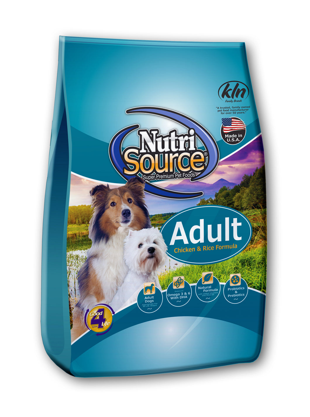 NutriSource Adult - Natural Dawg Cuisine