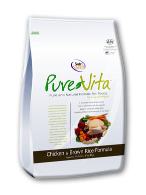 Pure Vita Chicken and Rice - Natural Dawg Cuisine