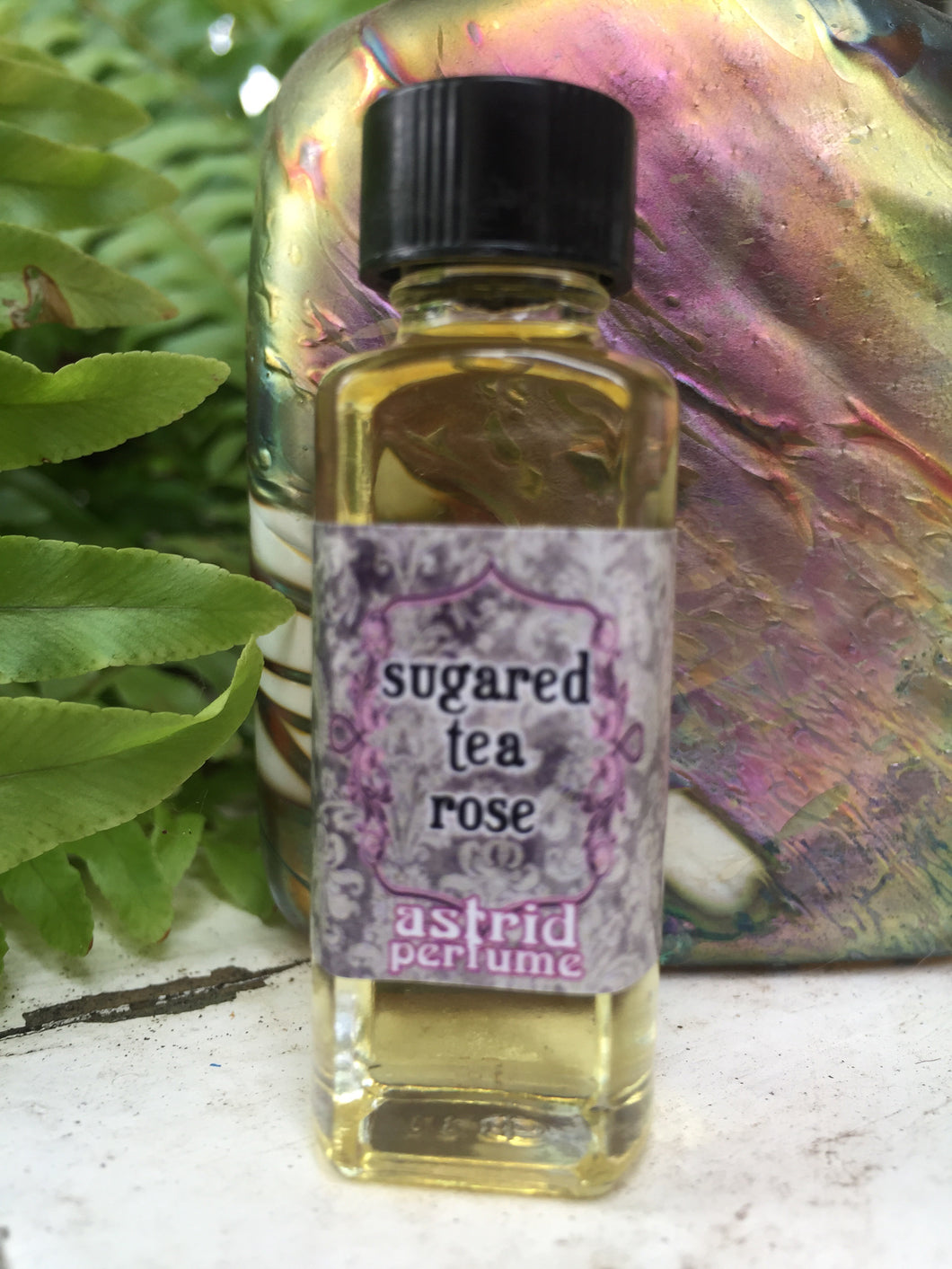 Sugared Tea Rose