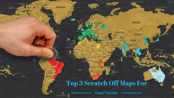 Top Scratch Off Maps For Every Traveler World Map Co - World map 3
