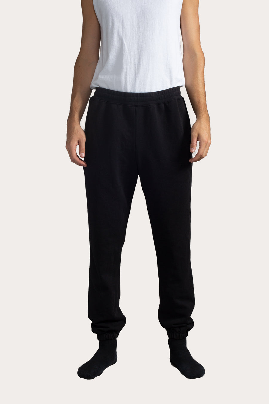 UCR714: UNISEX RECYCLED TERRY SWEATPANTS
