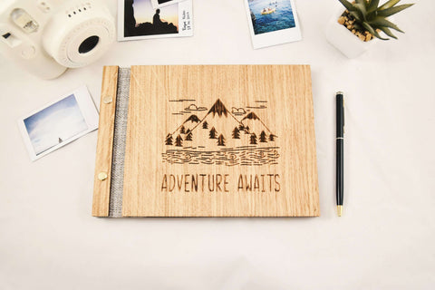 Adventure awaits - Journal