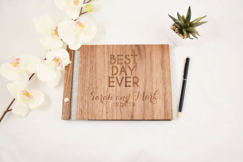 Best day ever guest book