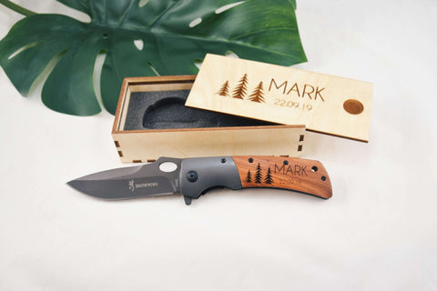 Hunters - Personalized Knife