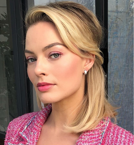 Margot Robbie's Makeup Tips