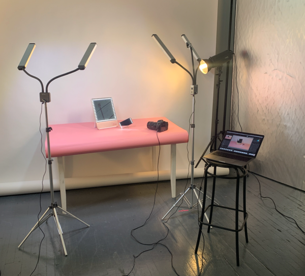 Build up your portable and affordable photo studio at home with GLAMCOR lights
