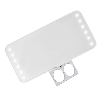 Customized HD daylight LEDs mini mirror
