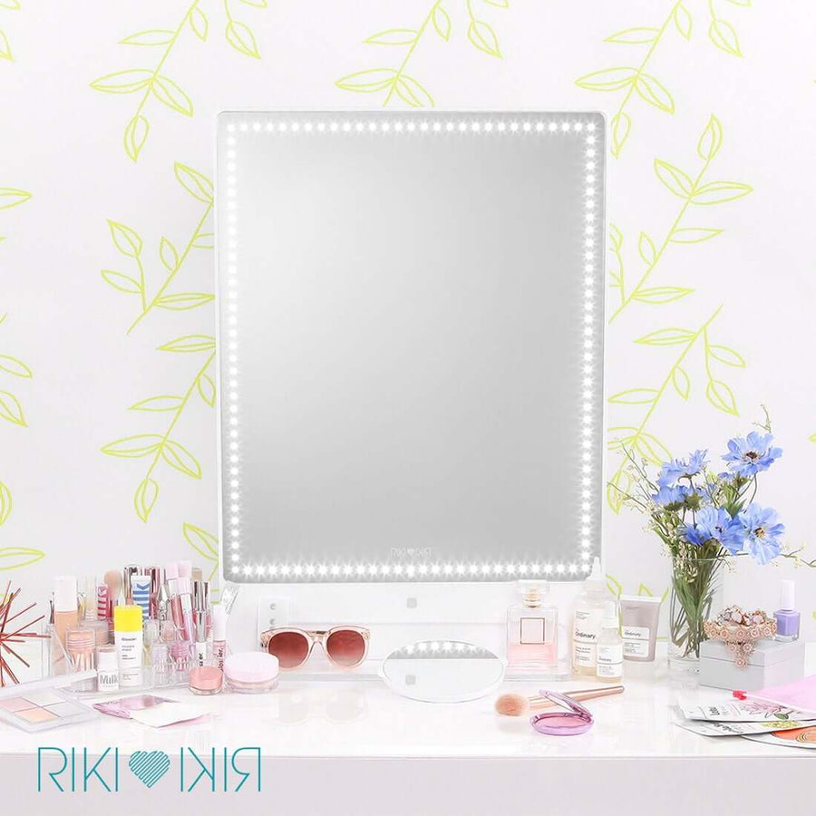 BEST FULL SIZE LIGHTED MAKEUP MIRROR MEMORIAL DAY SALE 20% off site wide