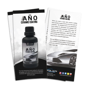 Año Ceramic Coating Brochure
