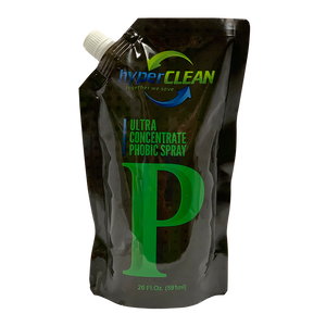 hyperCLEAN P 32oz bag makes 5 gallons