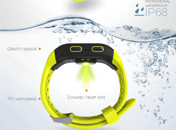 smart watch IP68