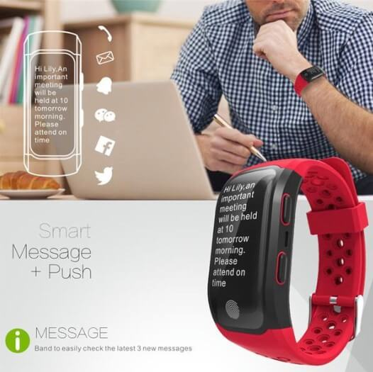 smart watch imessage