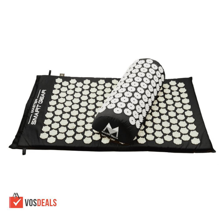 Vos Deals KIT Tapis + Coussin ACUPRESSION