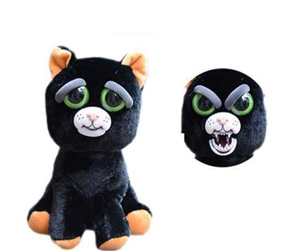 Vos Deals Chat Peluche monstre