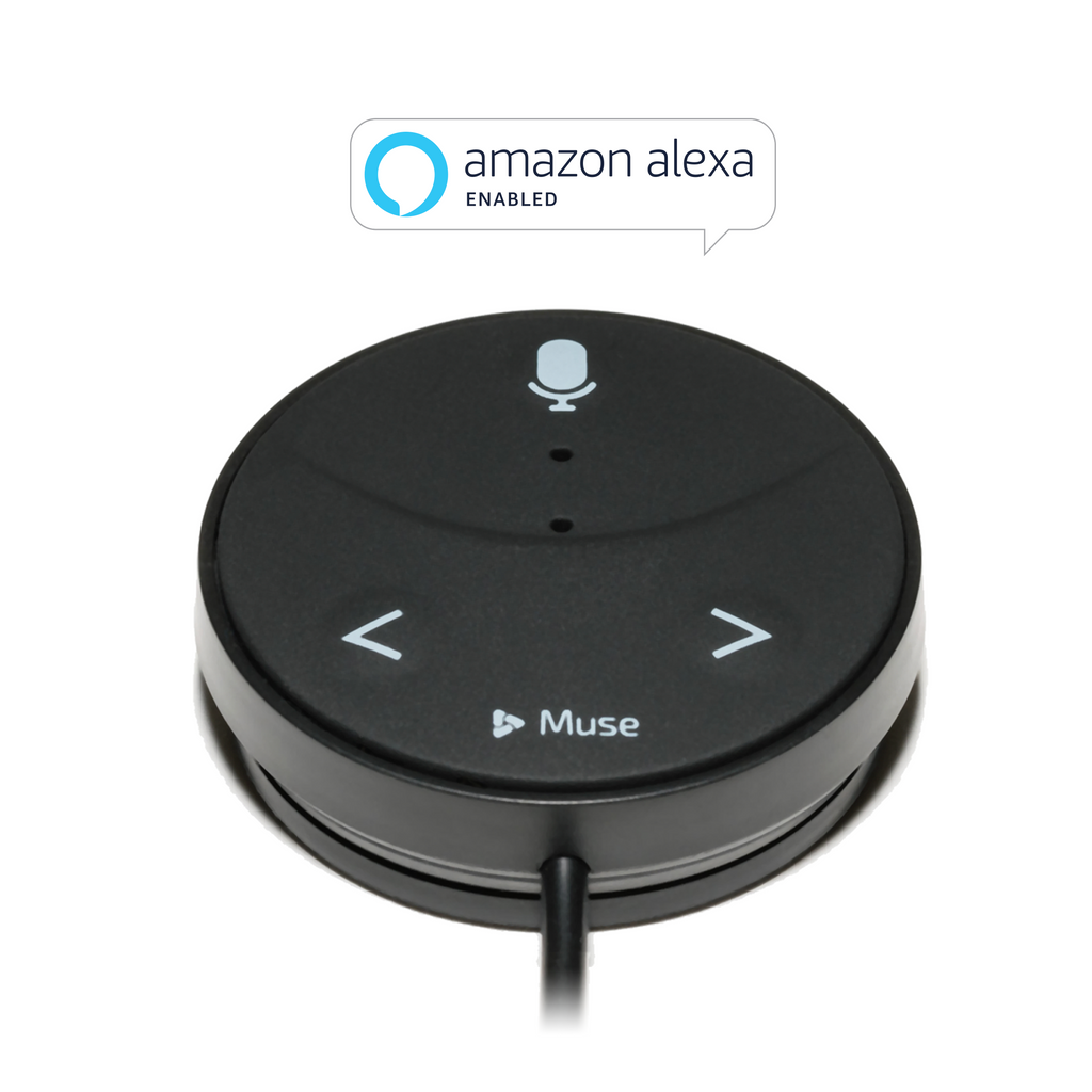 Muse Auto - Alexa Voice Assistant for Cars