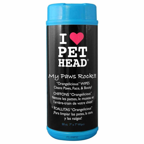 PET HEAD TOALLITAS MULTIFUNCION