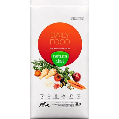 NATURA DAILY FOOD Dingonatura pollo perro