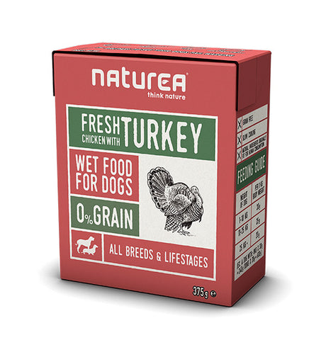 Naturea Fresh Chicken Turkey