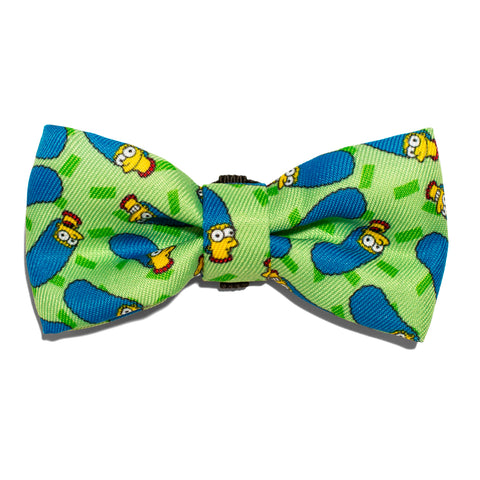 zee.dog bow tie marge simpson