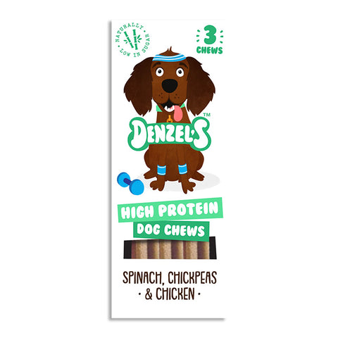 Denzel´s High Protein Dog Chews barritas
