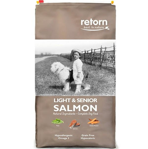 RETORN LIGHT AND SENIOR SALMON
