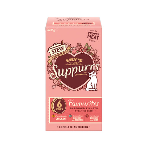 Lily´s Kitchen Suppurrs Multipack