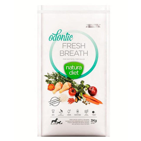 NATURA DIET ODONTIC FRESH BREATH