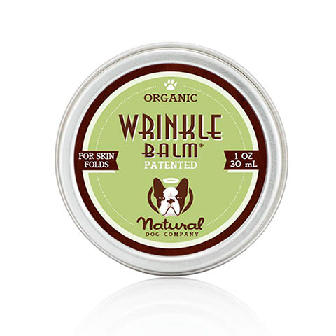 wrinkle balm natural dog company