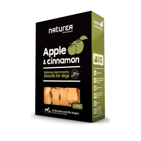 Naturea Biscuits Apple Cinnamon