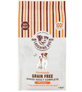 Laughing Dog Pollo Adult Sin Cereales 10Kg