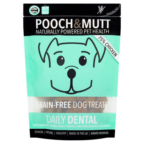 Pooch & Mutt Daily Dental (mal aliento)
