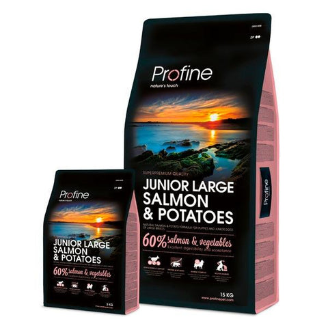 Profine Junior Large Salmon