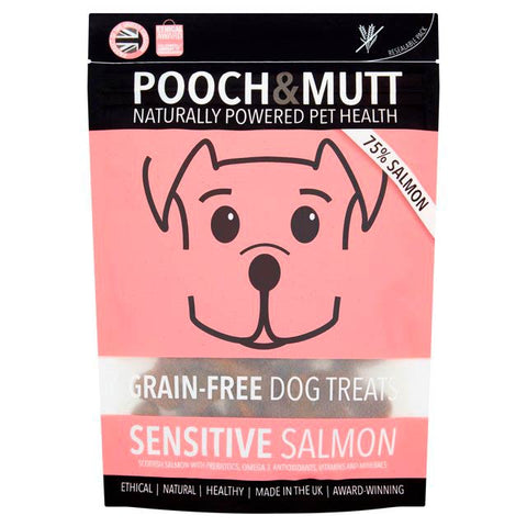 Pooch & Mutt Sensitive Salmon