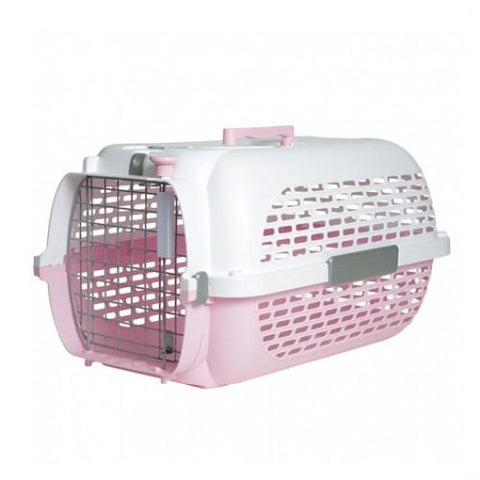 TRANSPORTIN PET VOYAGUER PINK MEDIUM