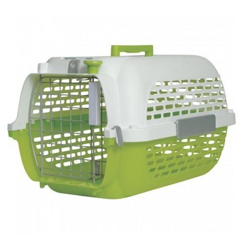 TRANSPORTIN PET VOYAGUER GREEN MEDIUM