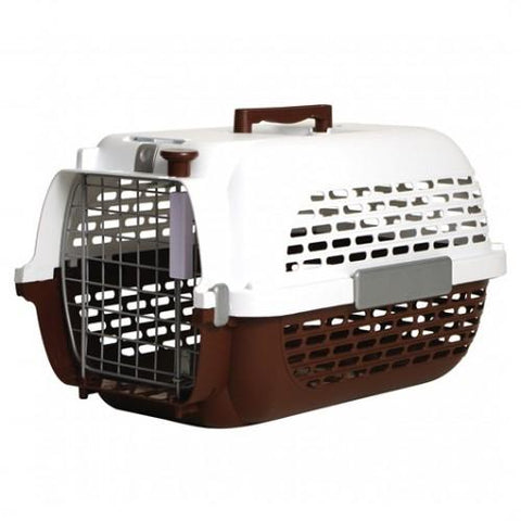 TRANSPORTIN PET VOYAGUER MARRON SMALL