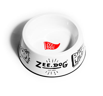 Zee.Dog Old School Bowl